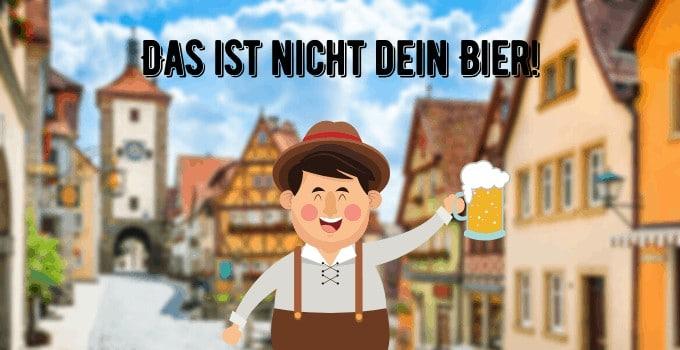 The Very Best German Sayings
