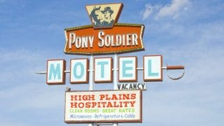 Pony Soldier Meaning