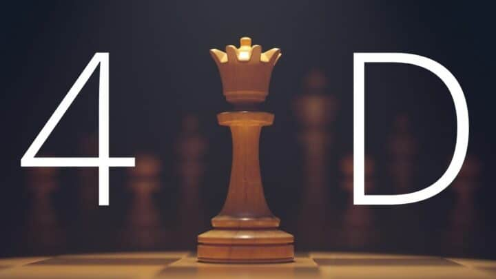 """Playing """"4D Chess"""" — Here's What It Really Means In Politics"""